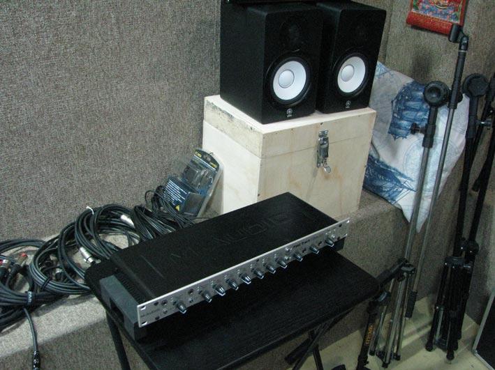 - Gravação, Mixagem e Masterização: Detalhes de uma produção 03-tec10