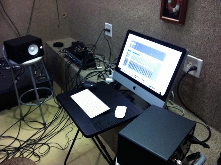 - Gravação, Mixagem e Masterização: Detalhes de uma produção 13-tec10