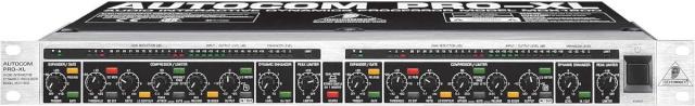 Compressor Behringer - MDX 1600 Mdx16011