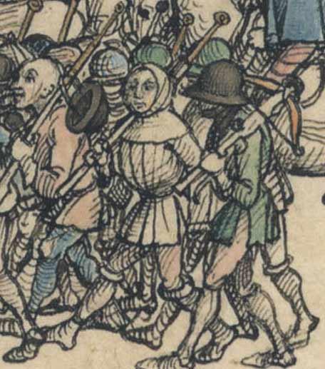 Image du jour : Armée en marche env.1480 Artill10