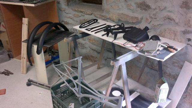 """Restauración de """"la bisi"""" Mobylette AV 63 - Página 3 17092010"""