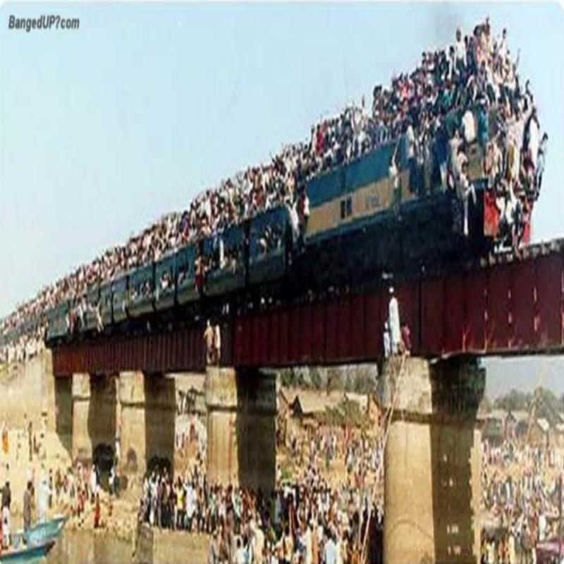 Drôle d'image Inde210