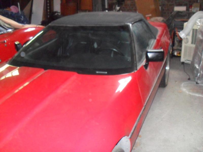 Ma Corvette C4 cabriolet 1991 00910