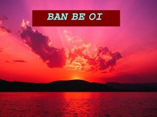 banbeoi
