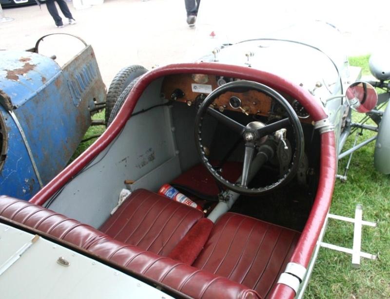 tricyclecar inconnu La Vie en Bleu, Prescott 2011 1d10