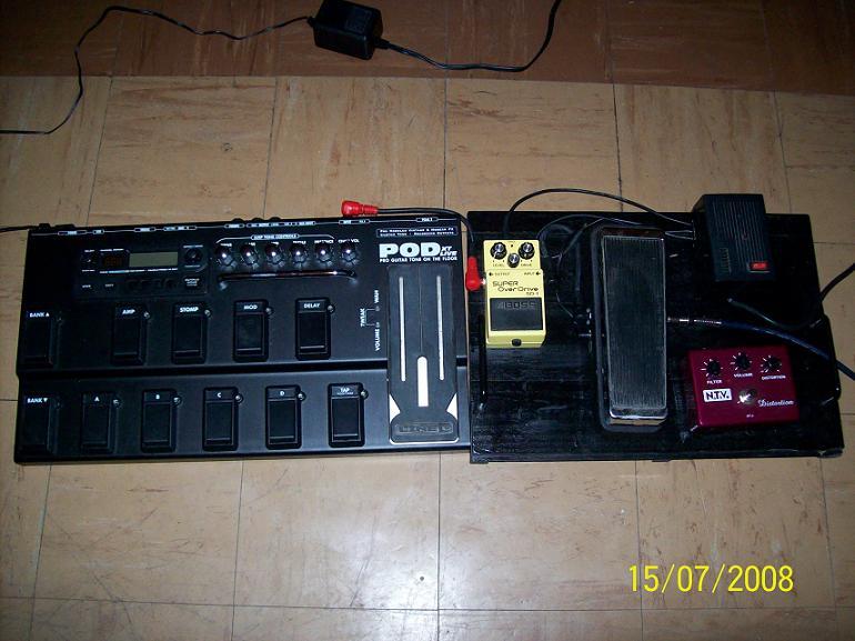TU set-up (Pedales) Imagen12