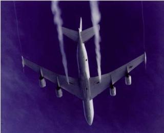 ¿Saben que son los ChemTrails? o ¿Las estelas de los aviones?. Warmin10
