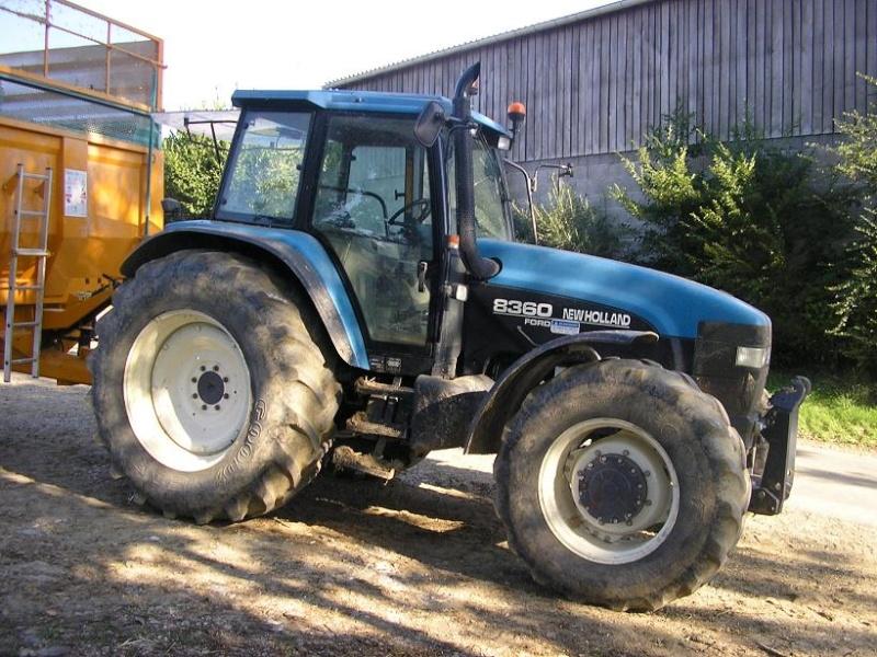New holland P9200011
