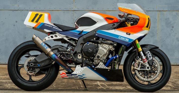 BMW S1000RR by Crazy Garage Bmw_s111