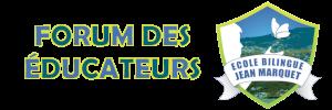 Télétravail École Jean Marquet