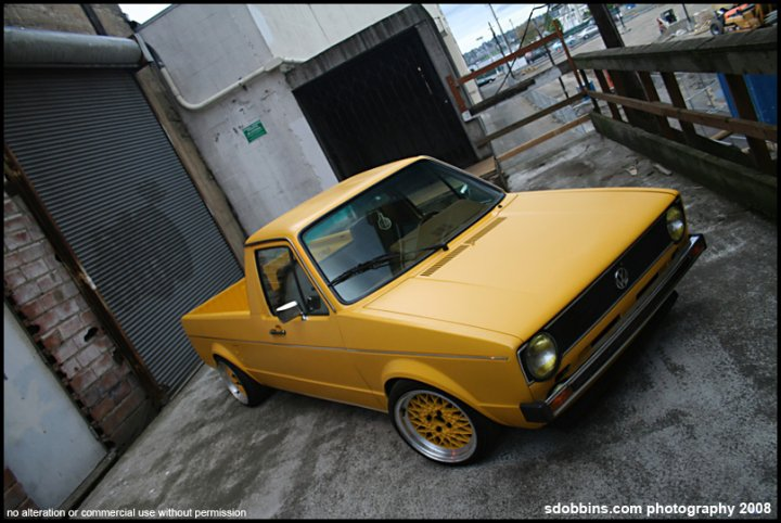 [ VW ] GOLF CADDY pick up / tolé - Page 8 36086111