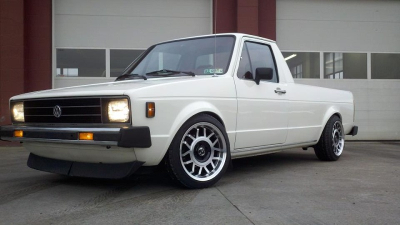 [ VW ] GOLF CADDY pick up / tolé - Page 8 38482710