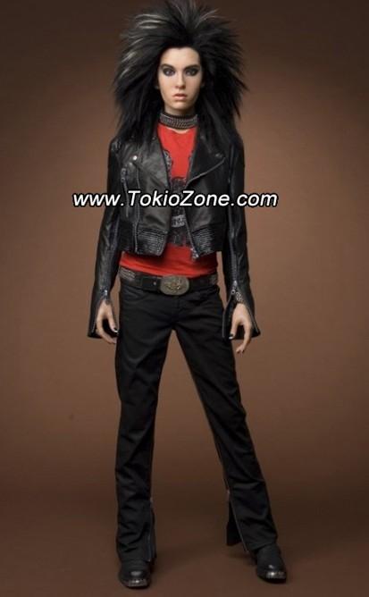 Bill Kaulitz... Ahora figura de cera! Wax-bi10
