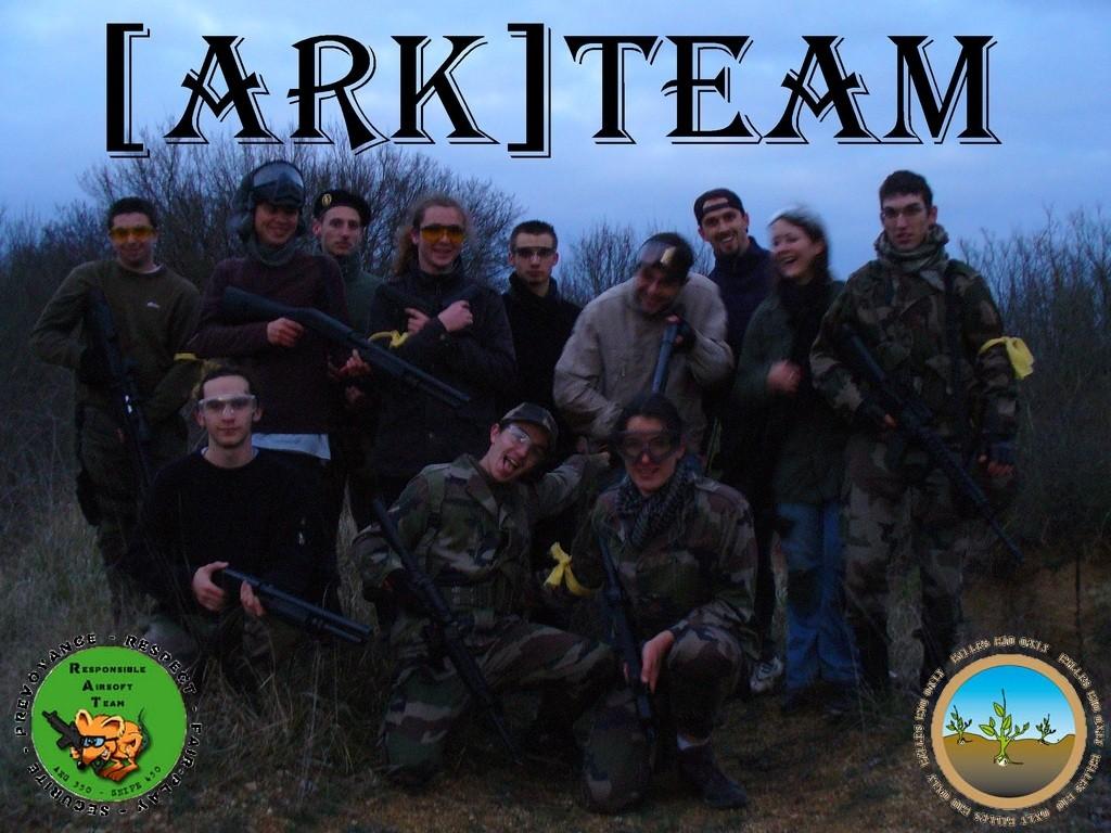 [ARK]Team