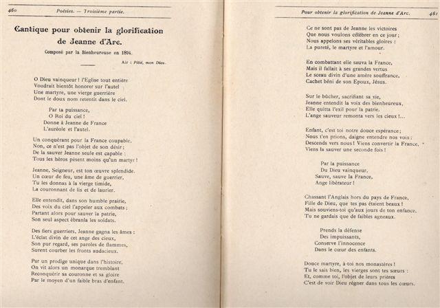 Chant à sainte Jehanne d'Arc Img05310