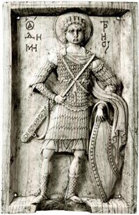 Broigne d'écailles carolingienne  Byzant10