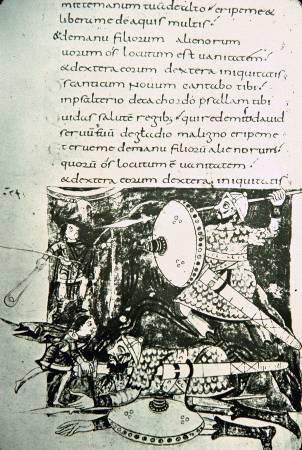 Broigne d'écailles carolingienne  Caroli11