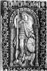 Broigne d'écailles carolingienne  Caroli18