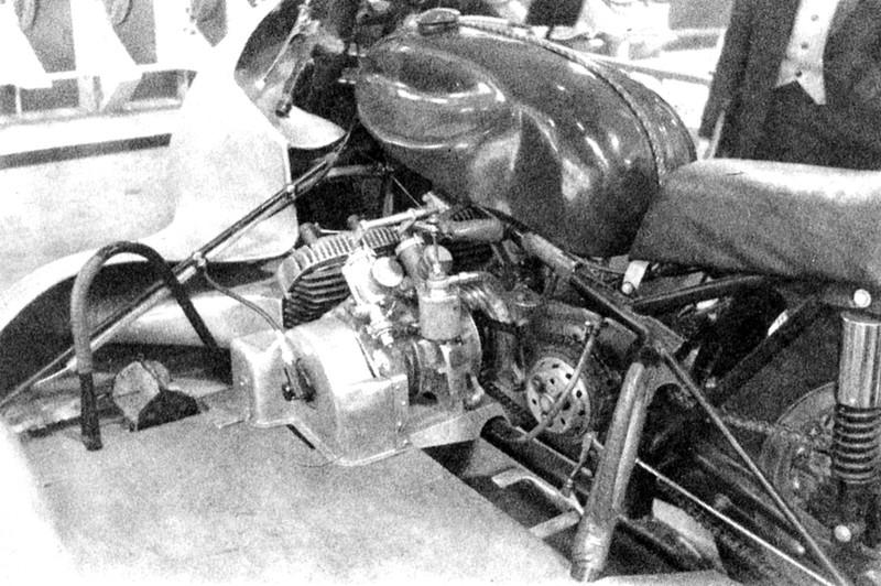 BELLE IMAGE D'EPOQUE 196010