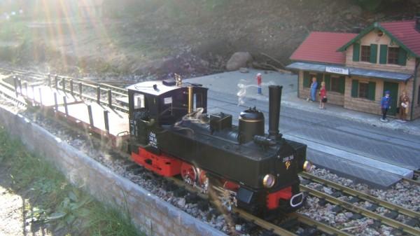 Linz Gstadt Bahn Post-126