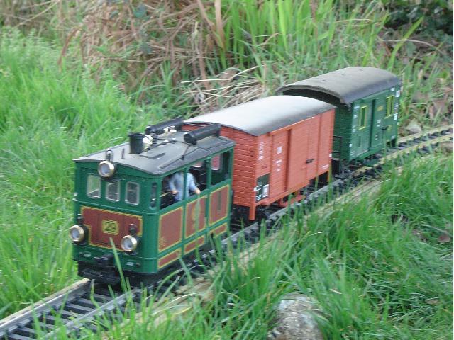 The Oxney Island Line 7210