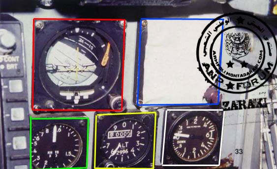 تشريح المقاتلة F/A18 Hornet 3410