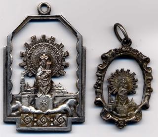 recopilación de medallas de San Benito - Página 2 Ntra_s11