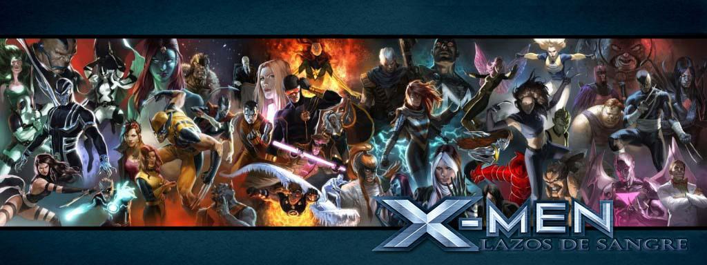 X-Men: Lazos de sangre.