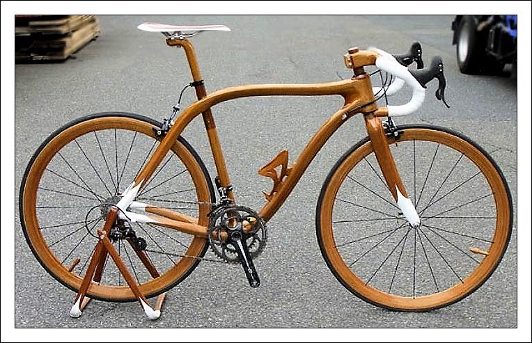 """""""La bici di legno"""" 111"""