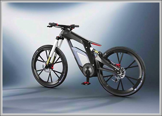 E-Bike from Audi 114