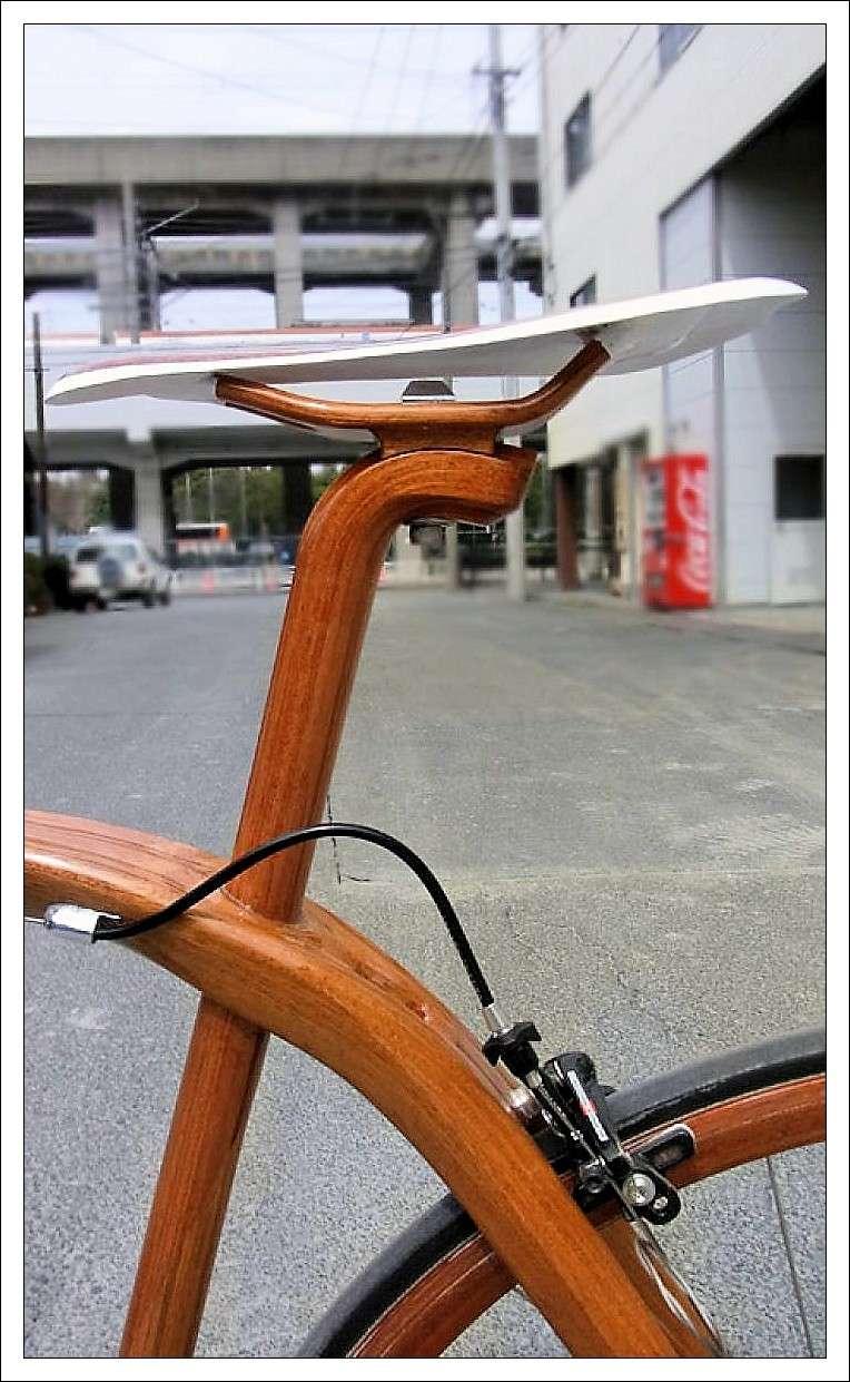 """""""La bici di legno"""" 211"""