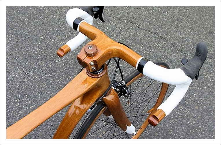"""""""La bici di legno"""" 311"""