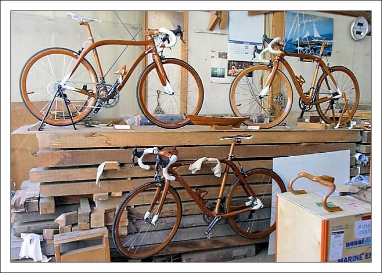 """""""La bici di legno"""" 511"""