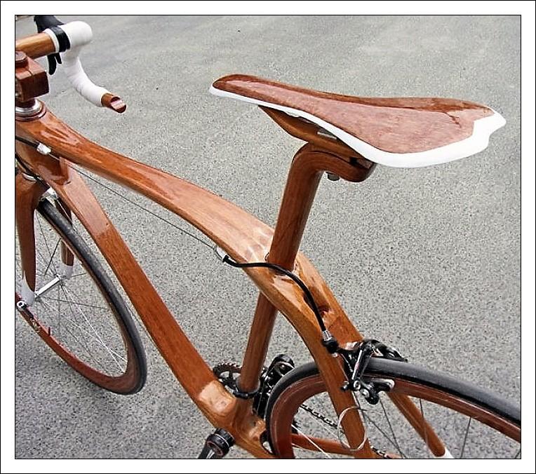 """""""La bici di legno"""" 611"""
