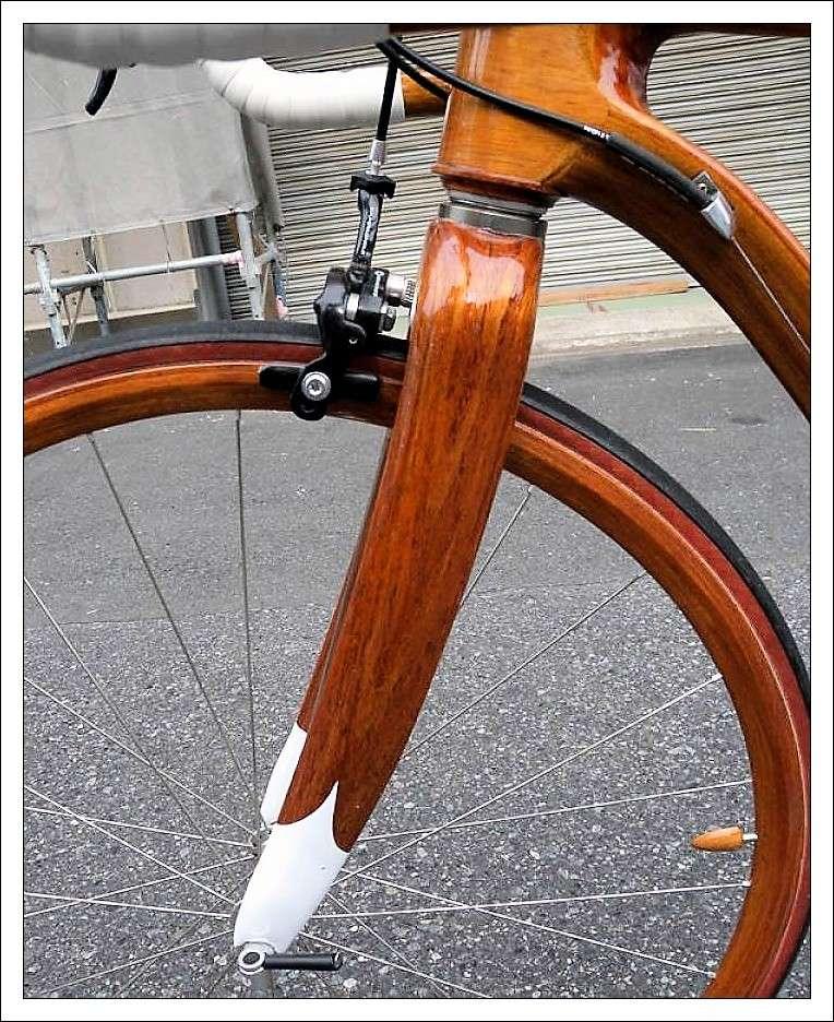 """""""La bici di legno"""" 711"""
