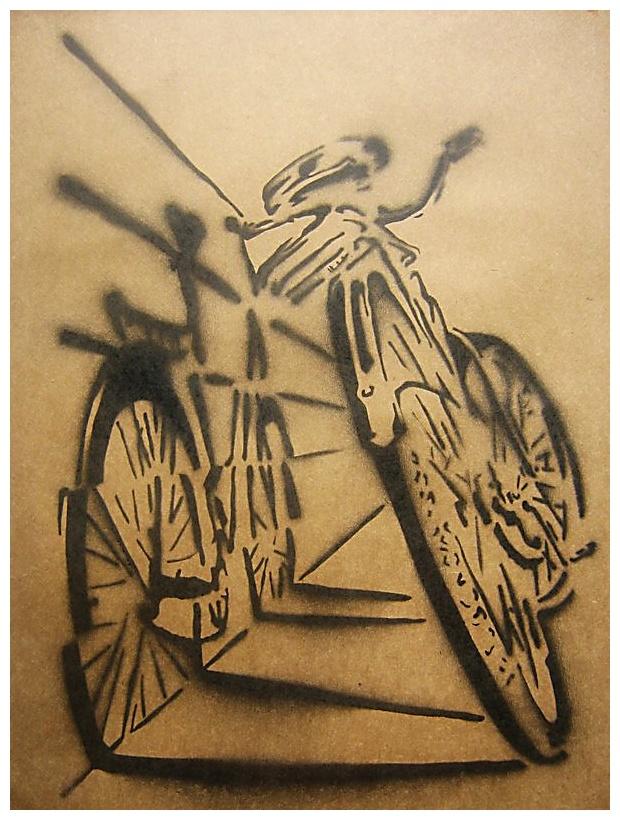 """""""La bicicletta nell'Arte"""" - Pagina 3 Bike_b10"""