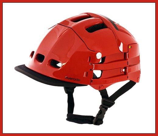 Overade, arriva il casco pieghevole Casco_11