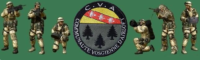 C.V.A  vosges airsoft