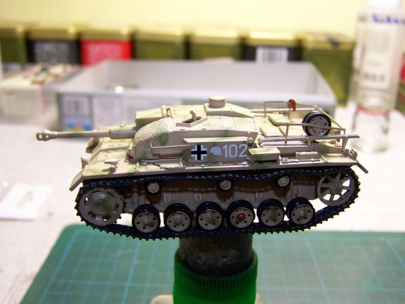 StuG III Ausf.F by Pavel D111