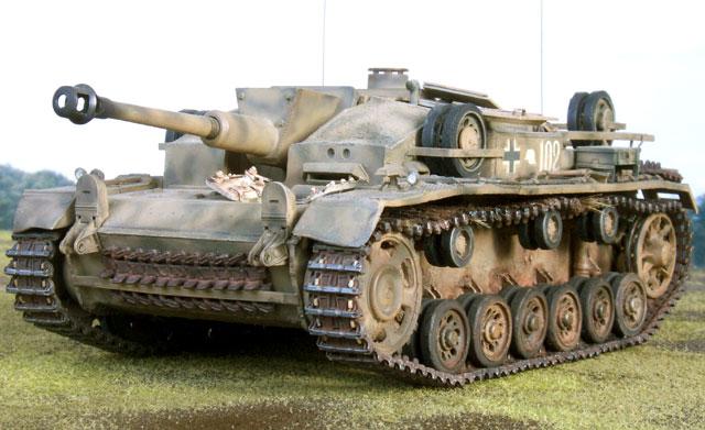StuG III Ausf.F by Pavel Stugii10