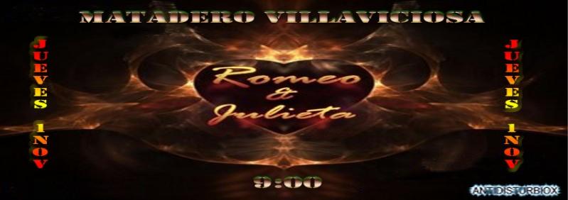 Romeo y Julieta... 1/11/2012 MATADERO Partid11