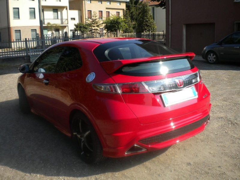 [Parma] Vendo Civic Type R FN2 del 2007 Dscn3218