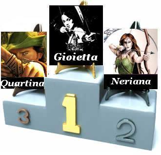 Vincitori a Tiro Bersaglio'12 GIOIETTA,NERIANA,QUARTINA Podio_10