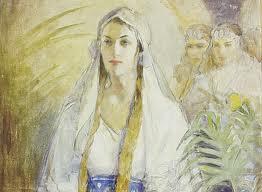 Donne Simbolo Ester10