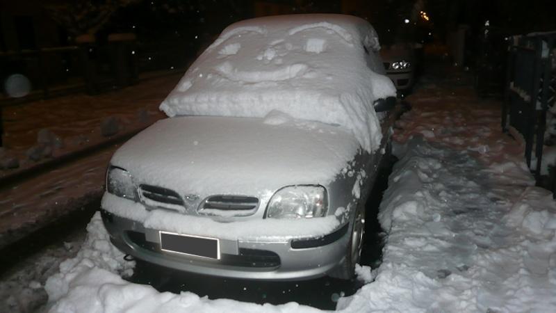 ....... e nevica ancora Micra110