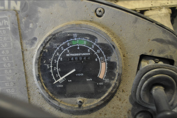MB Trac 1400 Heures10