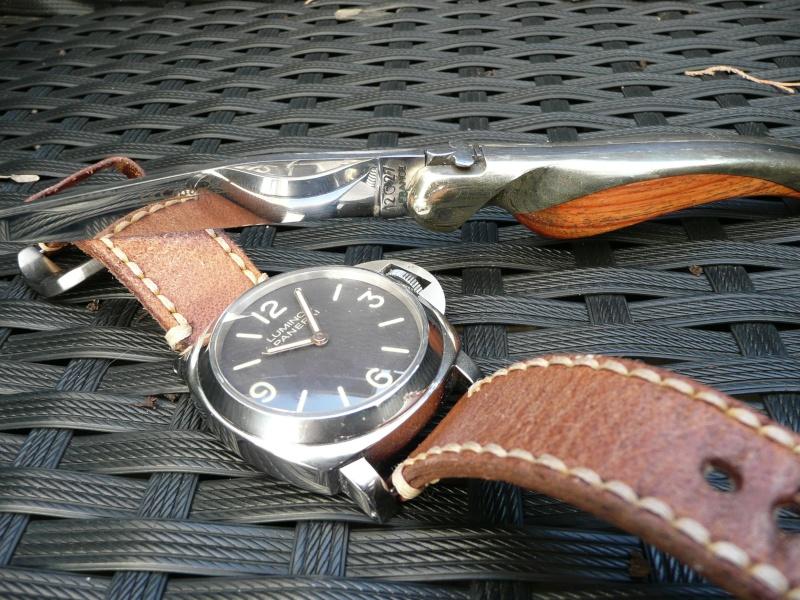 A couper le souffle: Montres et couteaux... Coutea12