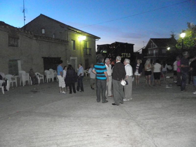 Fiesta de la Convivencia en San Román del Valle, 2011 Fiesta17