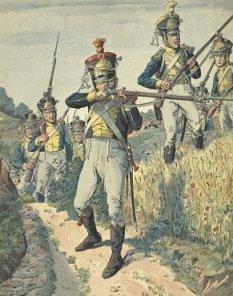 1809 Campagne d'Autriche Legion10