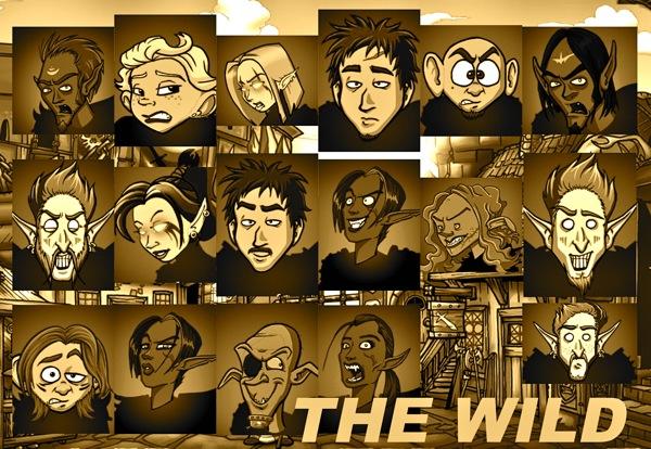 The Wild - La Guilde